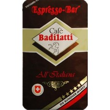 Кофе в зернах Badilatti Espresso Bar (Бадилатти Эспрессо Бар), 500 г.