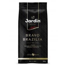 Кофе в зернах Jardin Bravo Brazilia (Жардин Браво Бразилия), 250г