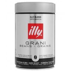 Кофе в зернах ILLY (Илли) темная обжарка, 250 г.