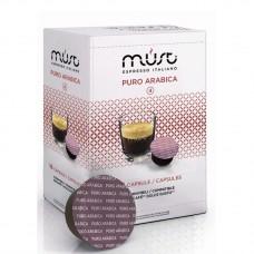 Кофе в капсулах, совместимых с системами DOLCE GUSTO Must Puro Arabica (Mаст Пуро Арабика), 16 шт.