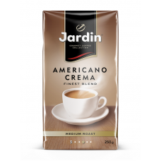 Кофе молотый Jardin Americano Crema (Жардин Американо Крема), 250г