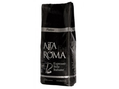 Кофе в зернах Alta Roma Platino (Альта Рома Платино), 1кг